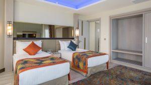 Hotel Royal Seginus familie duplex kamer