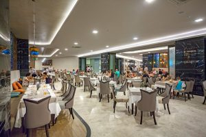 Hotel Royal Seginus restaurant